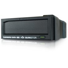 Tandberg Data 8782-RDX 3.0 (3.1 Gen 1) Black external hard drive