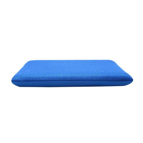 Cool Ventilate Memory Foam Cushion Of The Office/Car Suitable For Summer(Blue)