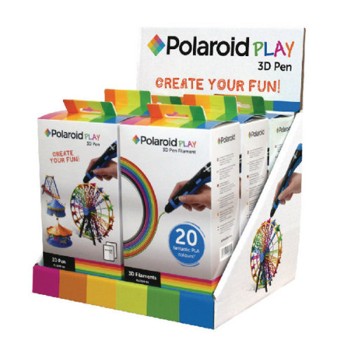 Polaroid 3D-PL-DP-2001-00 Multicolour 3D pen