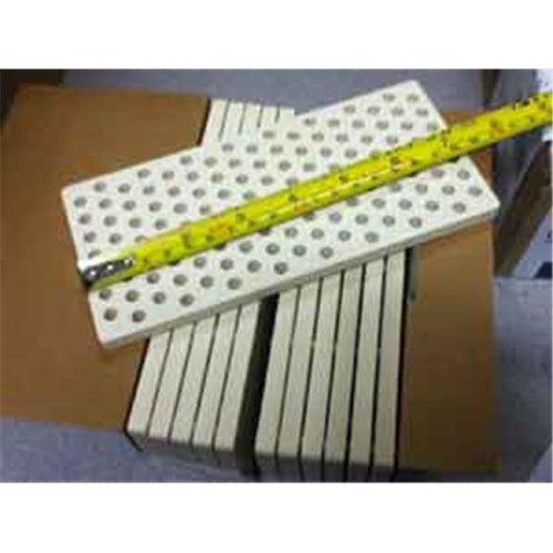 Broilmaster DPA116 Flare Buster Flat Ceramic Pads - Display Pkg - Requires B101061 Rack if replacing flavor screen