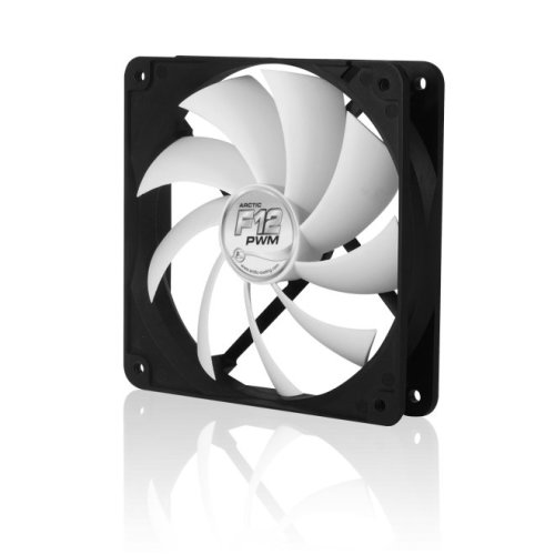 ARCTIC F12 PWM PST 4-Pin PWM fan with standard case