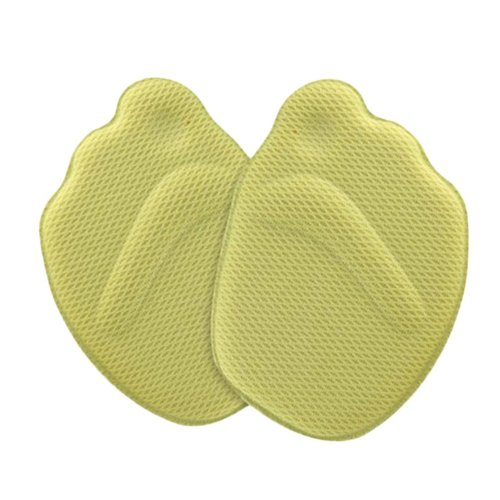 Two Pairs Comfortable Shoe Cushions Non-slip Pads Heel Insole-S