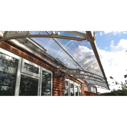 Cantilever Door Canopy | 6000mm wide x 650mm projection