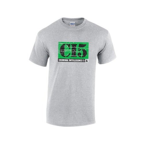 TV Inspired The Professionals CI5 T-Shirt