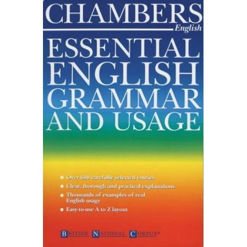 Essential English Grammar and Usage (Chambers)