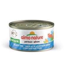 Almo Nature Hfc Natural Cat Adult Atlantic Tuna 70g (Pack of 24)