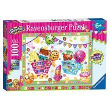 Ravensburger Shopkins Xxl Puzzle - 100 Pieces