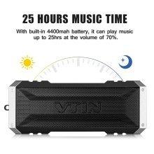 VTin 20W Punker Bluetooth Speaker, Bluetooth 4.0 Stereo Speaker