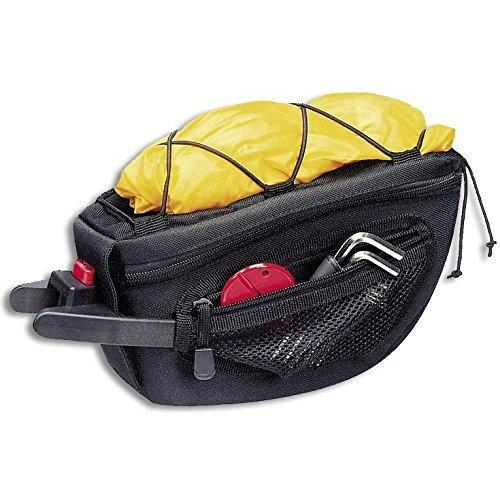 Rixen & Kaul Coutoura Saddle Bag - Black