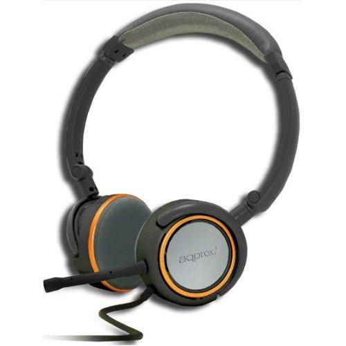 Approx Apphs05o Binaural Head-band Headset