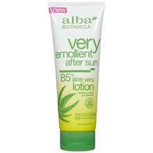 After Sun 85% Aloe Vera Lotion 8 OZ