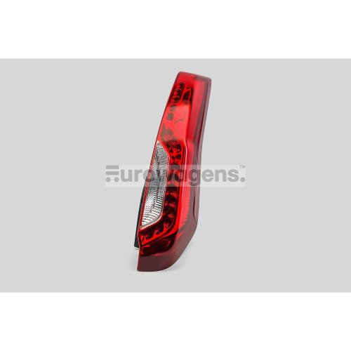 Rear light right LED with wiring loom Nissan X-Trail 11-13