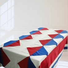 [Unforgettable Journey] Rectangle Tablecloth Canvas Table Cloth Table Cover