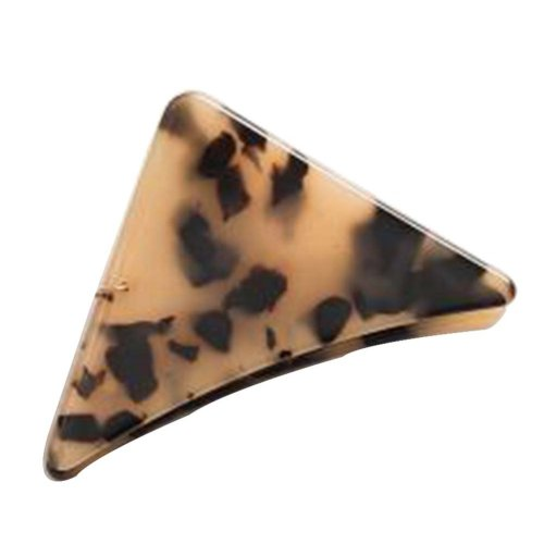 Elegant Hair Clip Hair Grab Triangular Clip Hairpin Hair Accessories #2