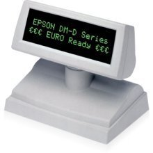 Epson DM-D110BA 40digits USB 2.0 White customer display