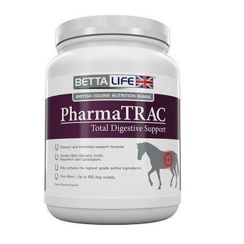 BETTAlife PharmaTrac Total Digestive Support Horse Supplement