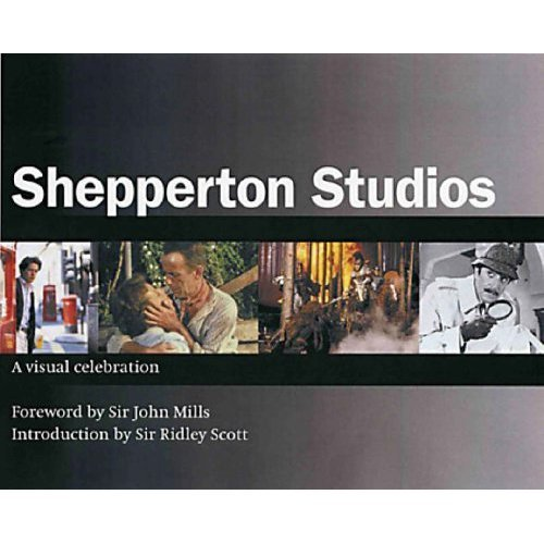 Shepperton Studios - with bonus region-free DVD