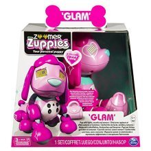 Zoomer Zuppy Love Glam Puppy Toy