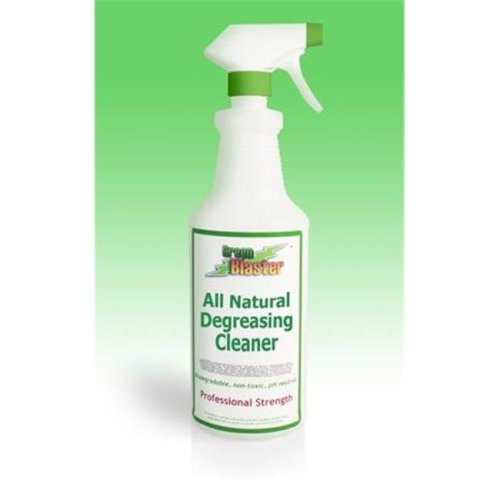 Green Blaster Products GBDG16 All Natural Heavy Duty Degreasing Cleaner 16oz Sprayer