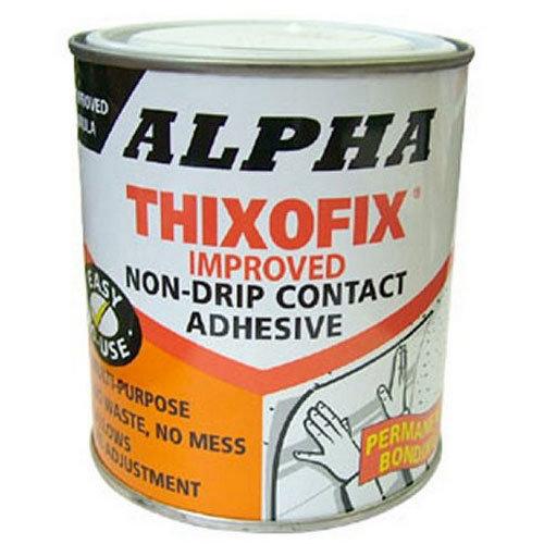 Alpha Dunlop Thixofix Contact Adhesive 500ml Tin