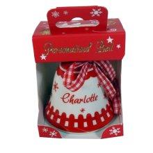 Callum Christmas Bell