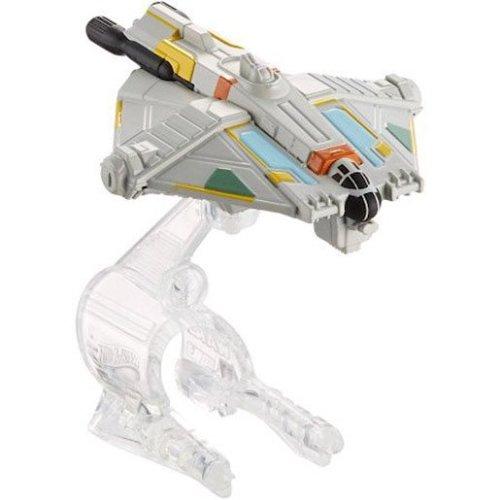 Hot Wheels Star Wars Die Cast Ghost Vehicle