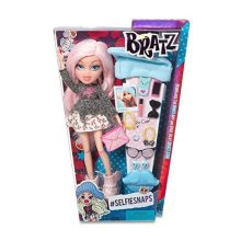 Bratz Selfie Snaps Cloe Doll