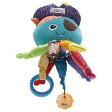 Lamaze Play & Gro Captain Calamari the Octopus Pirate