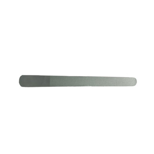 Groom Professional Stainless Steel Nail File Duable Stainless Steel