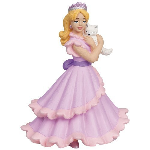 Princess Chloe - Papo 39010 Figure Cat -  princess papo 39010 chloe figure cat