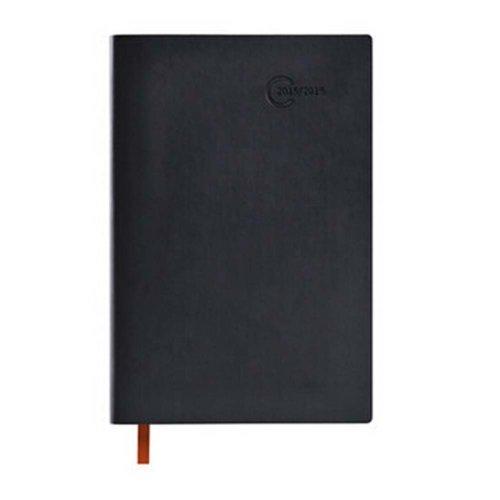 Black Notebook Portable Manual Mini Pocket Portable Schedule Personal Organizers