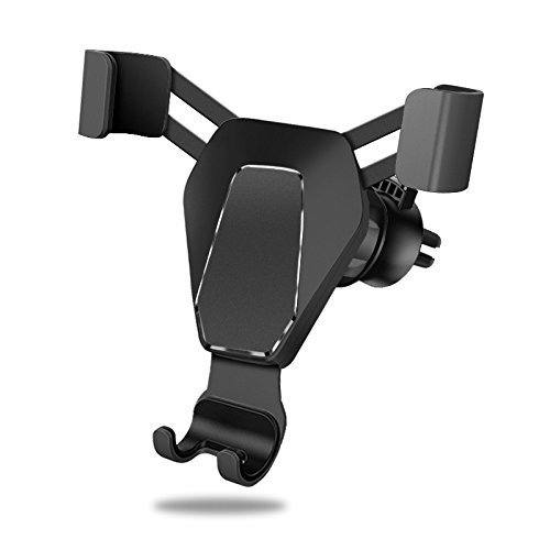 Achort Car Phone Holder, Gravity Auto Lock Universal Car Air Vent Phone Mount Cradle, for iPhone xs max X 8 7 6s 6 Plus 5s se, sSamsung Galaxy S9...