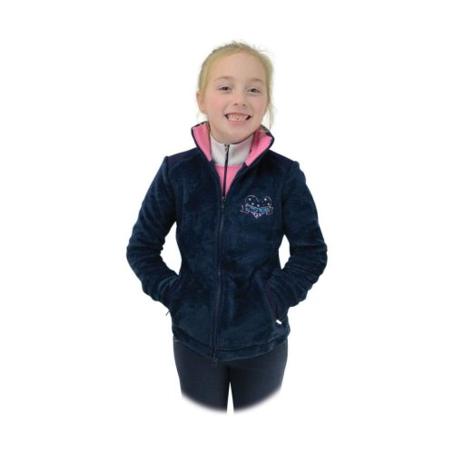Little Rider Childrens/Girls Lola Love Heart Fleece