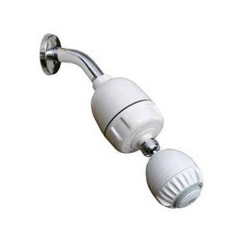 Rainshowr CQ-1000 MS Massaging Shower Head - White