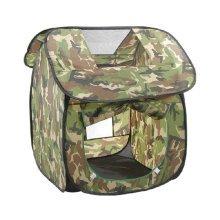 Kids Camouflage Play Tents Indoor/Outdoor Play Tent Beach Tent