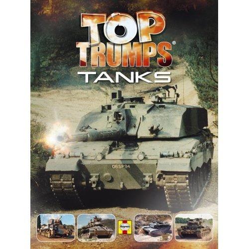 Tanks (Top Trumps)