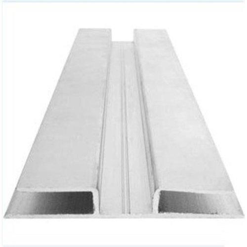 8 ft. Aluminum H-Channel