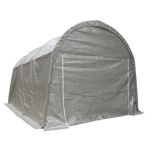Sealey CPS03 Dome Roof Car Port Shelter 4 x 6 x 3.1mtr Heavy-Duty