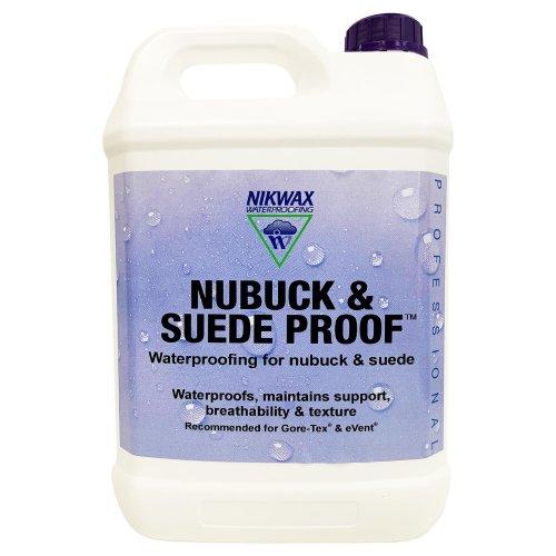 Nikwax Nubuck & Suede  5 litre