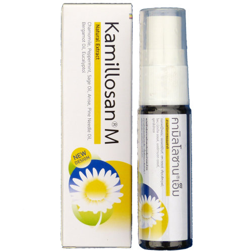 Kamillosan M Spray With Chamomile And Essential Oils 15ml