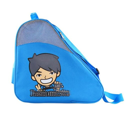 Winter Ice Skate Backpack Skate Carry Bag Skate Blade Shoe Bag-05