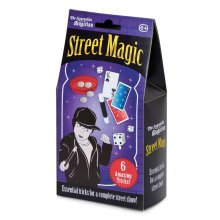 Street Magic - Set Tricks 4 Easy Perform Create Illusion Simple Illusions Tobar -  magic street set tricks 4 easy perform create illusion simple