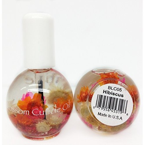 Blossom Cuticle Oil 0.5oz- Hibiscus