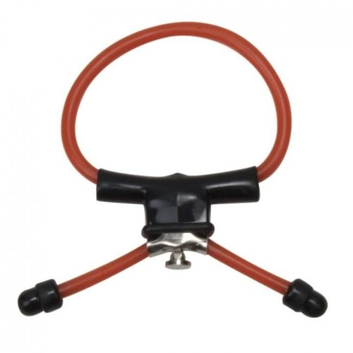 Adjustable Lasso Cock Penis Ring Soft Rubber Discreet Delivery