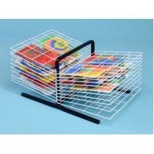 20 Shelf Table Top Art Drying Rack (A1164)