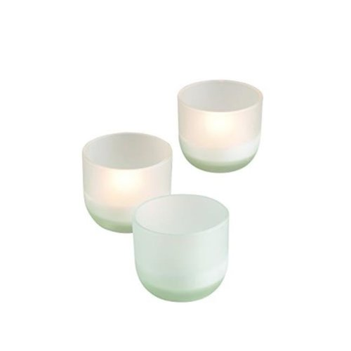 Sterno 40112 5 hour Traditional Wax PetiteLites with Frosted Holders - Pack of 48