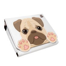 iMP 2DS Animal Carry Case - Pug (Nintendo 2DS)