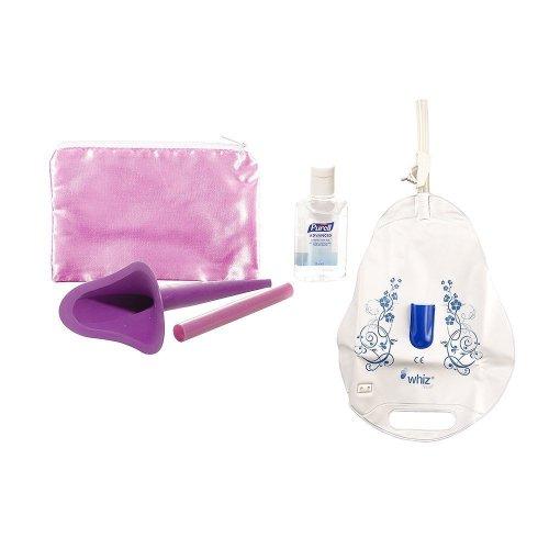 Whiz Freedom Female Urine Director Ultimate Gift Set