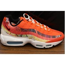 Nike Air Max 95 / DW Dave White Fox Trainers 872640-600 UK sz's 9 & 11