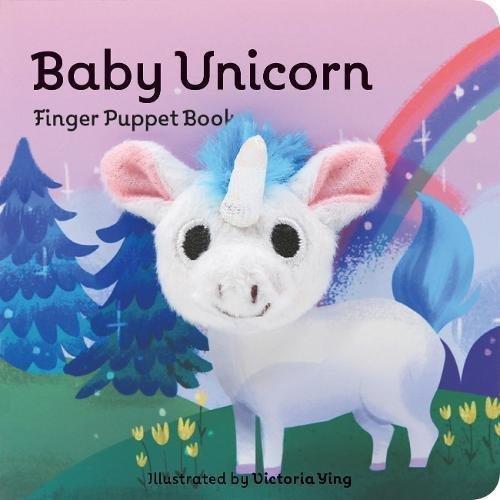 Baby Unicorn: Finger Puppet Book (Little Finger Puppet Board Books)
